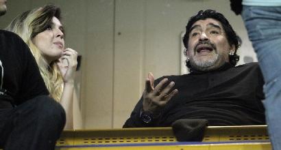 Dani Alves fa arrabbiare anche la figlia di Maradona