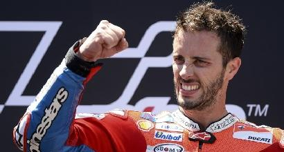 """MotoGP, Assen - Dovizioso: """"Non penso alla classifica"""""""