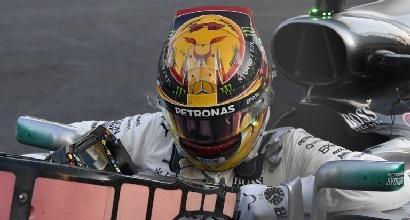 """F1, Hamilton:""""Vettel è stato scorretto"""""""