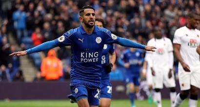 Il Leicester frena la Roma per Mahrez: 'Offerta troppo bassa'