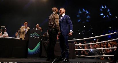 Boxe, è tutto pronto per la sfida tra Floyd Mayweather e Conor McGregor