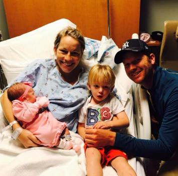 Hayden, nasce la nipotina che si chiama come lui