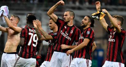 Milan, mercato super e la ciliegina Bonucci: è lui il colpo dell'estate 2017