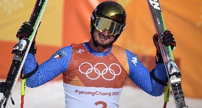 Discesa PyeongChang: medaglia di legno per Paris, vince Svindal