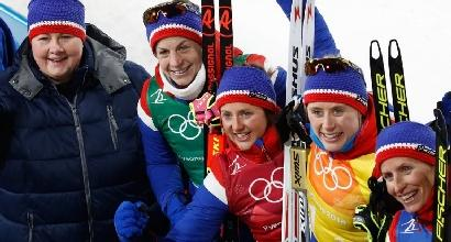 PyeongChang, Vittozzi e Wierer ai piedi del podio