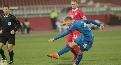 Probabili formazioni Serbia U21-Italia U21: Vido ed Edera dal 1′