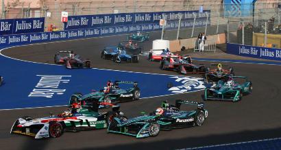 Formula E, la programmazione dell'E-Prix di Roma su Italia 1 e Italia 2 dalle 10.15