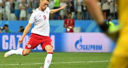 Mondiali 2018, minacce di morte per Jørgensen dopo il rigore sbagliato