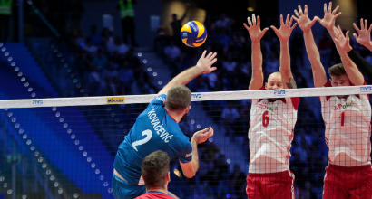 Mondiali di Volley, Polonia-Serbia 3-0: all'Italia serve un miracolo