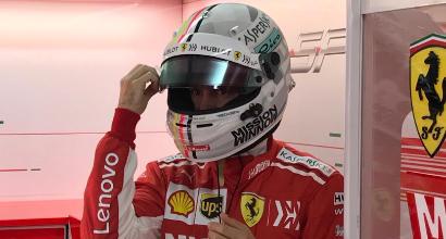 """F1 Brasile, Vettel: """"Stiamo imparando dai nostri errori"""""""