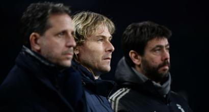 """Juventus, Nedved: """"Marotta forse non è mai stato juventino"""""""