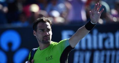 Australian Open, per Fognini è maledizione Carreño-Busta: eliminato al terzo turn. Fuori anche la Giorgi