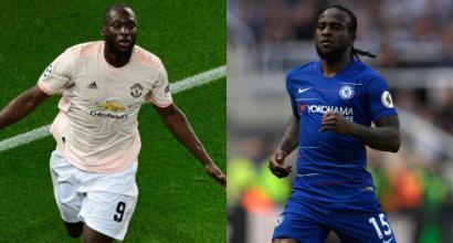 Inter, Conte chiede Lukaku e Moses