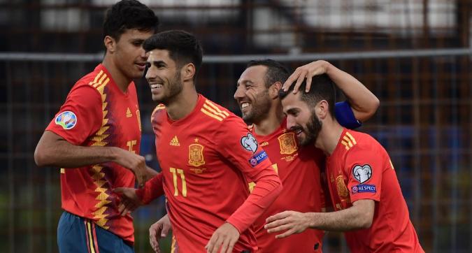 Qualificazioni Euro 2020: Spagna a valanga sulle Faroe, la Svezia batte Malta, cinquina dell'Ucraina