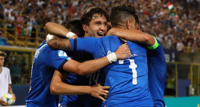 Europei U21, l'Italia parte bene