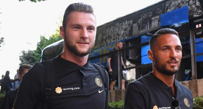 Inter, i convocati per il ritiro: ci sono anche Nainggolan e Icardi
