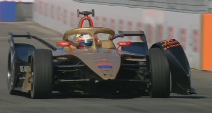 Formula E:un sabato da incubo per Vergne a New York