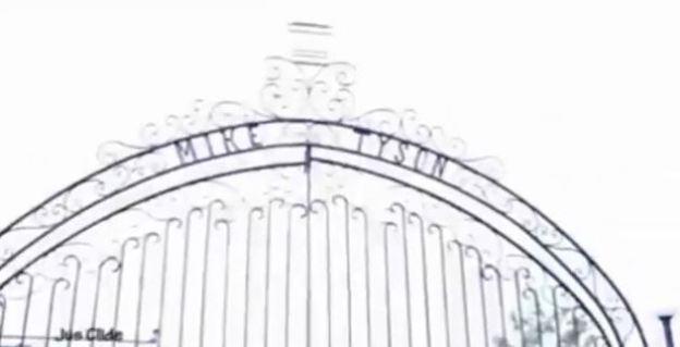 L'ex villa di Mike Tyson diventerà una chiesa