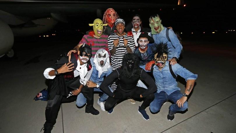 Barcellona in maschera per Halloween