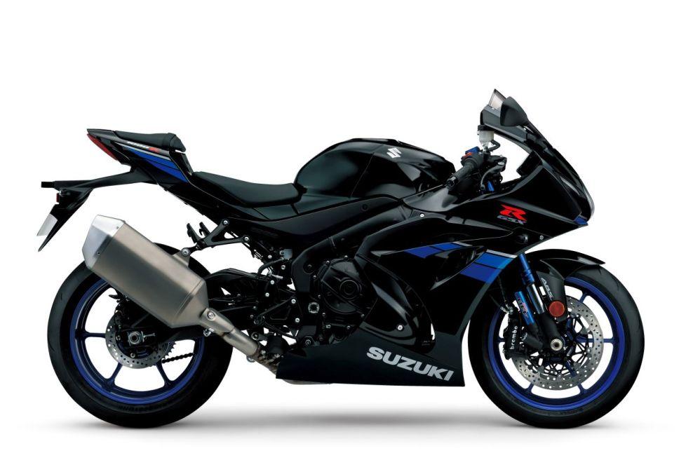 Suzuki, ecco la versione definitiva della GSX-R 1000