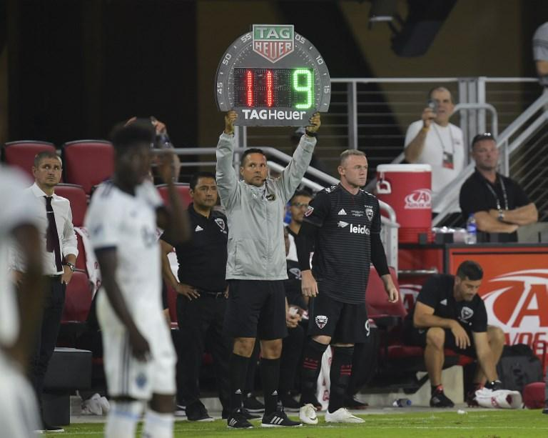 Mls: Rooney, esordio-show con il Dc United - le foto