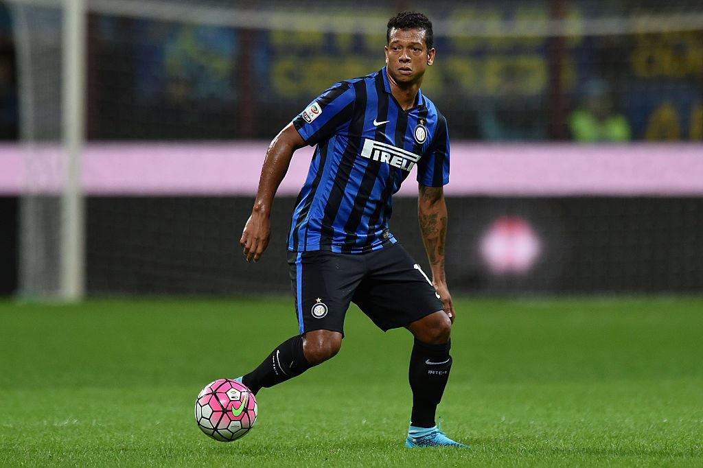 2012: l'Inter acquista Guarin dal Porto, rimarrà quattro stagioni prima del trasferimento in Cina