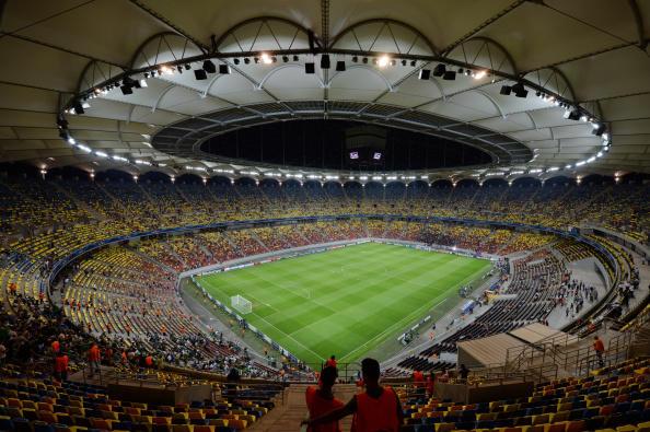 Bucarest (Romania): Arena Nazionale