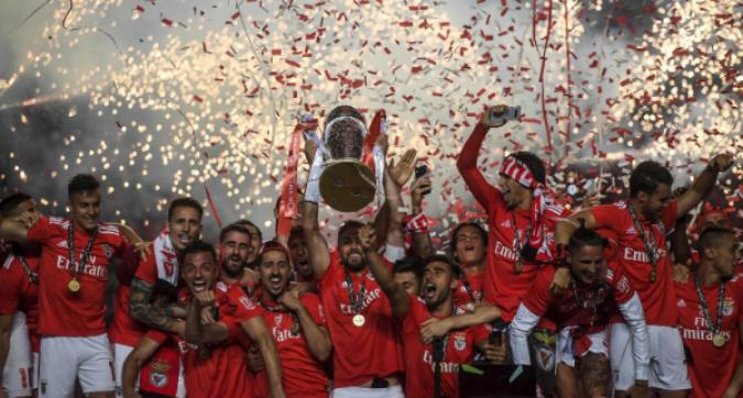 Portogallo, Benfica campione