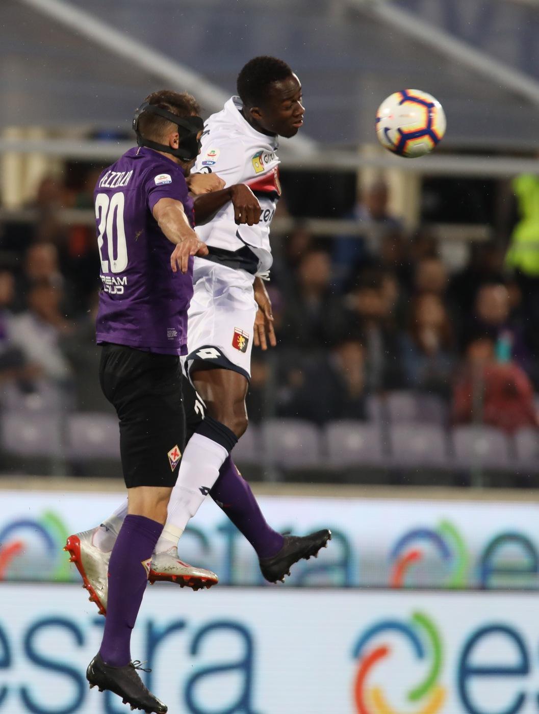 Serie A, Fiorentina-Genoa: la fotostoria del match