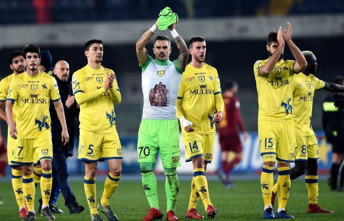 Chievo - Serie B