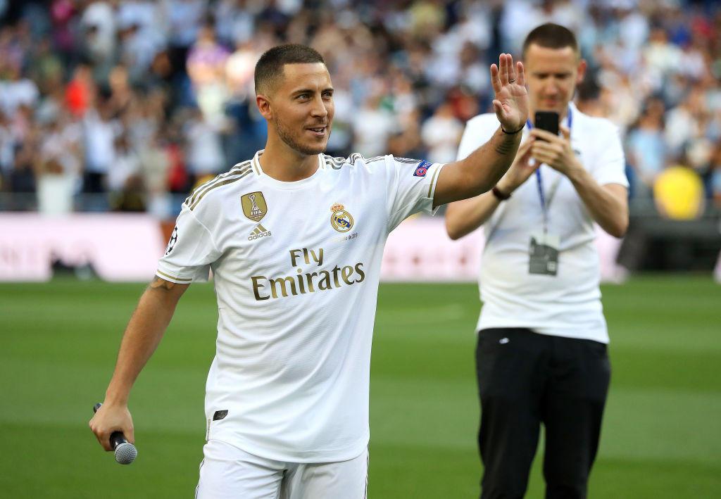 HAZARD - dal Chelsea al Real per 100 milioni