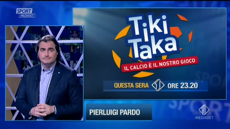 Anteprima Tiki Taka - Calcio - Sportmediaset