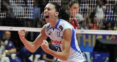 Volley: primo posto per l'Italia, in semifinale c'è la Cina