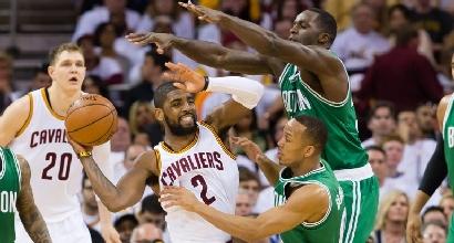 Nba, playoff: i Clippers domano gli Spurs, Cleveland c'è