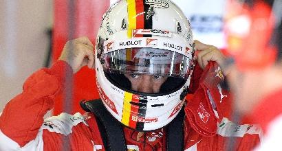 Vettel, Foto Ansa