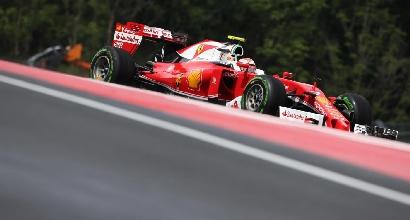 Ferrari, ufficiale il rinnovo di Raikkonen