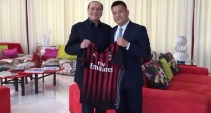 Ufficiale: Berlusconi ha venduto il Milan ai cinesi e resta presidente onorario