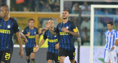Serie A, l'Inter batte la Juve in rimonta (2-1)