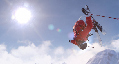 Arriva Steep, il gioco che ha stregato i campioni di Snowboard
