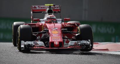 """F1 a Yas Marina, Vettel: """"Il guasto? Non sono preoccupato"""""""