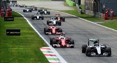 F1, firmato il contratto con Monza per il GP d'Italia