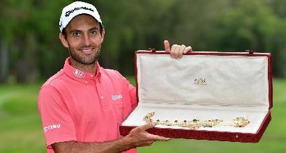 Golf: Dodo Molinari conquista il Trofeo Hassan II