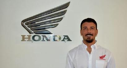 Sbk, ufficiale Giugliano-Honda