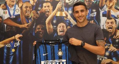 Inter, ufficiale: Vecino ha firmato fino al 2021<br />