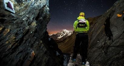 """Il Tor di Javi: """"330 km, 24mila metri di dislivello, 67 ore di gara e 35 minuti di sonno: corro per sentirmi vivo"""""""