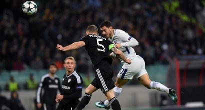 Chelsea, Conte: Battere Qarabag fondamentale per la Champions