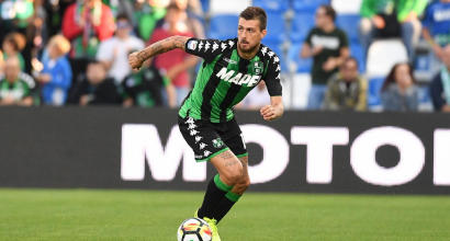 Sassuolo, Acerbi da record: 100 partite consecutive dopo la malattia