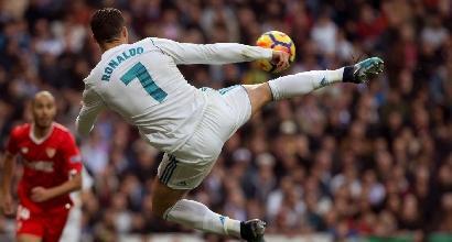 Spagna, evasione fiscale: Ronaldo rischia il carcere