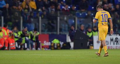'Chi': Dybala non rinnova l'affitto a Torino. Segnale d'addio alla Juve?<br />