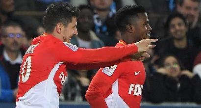 Ligue 1: tris del Monaco in casa dello Strasburgo